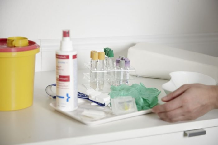 Blutuntersuchung Biologische Labordiagnostik